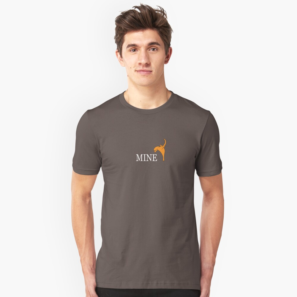 MINE Slim Fit T-Shirt