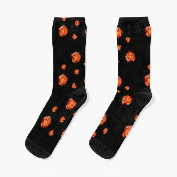 Gott ist gut - RoseOrange Socken