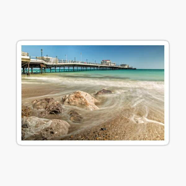Worthing Pier Sticker
