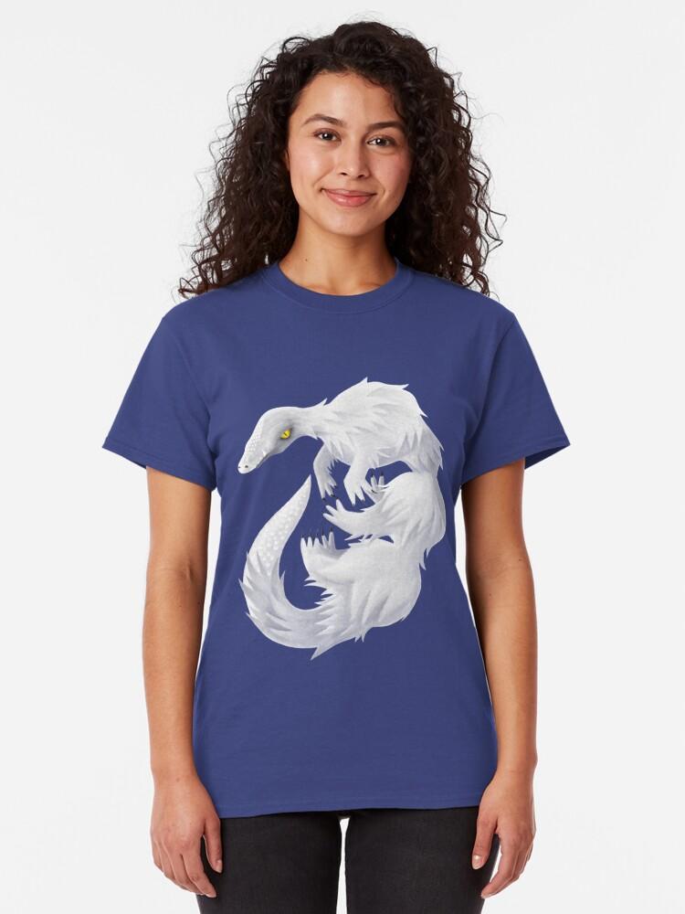 T-shirt classique ''Pal-Rai-Yuk': autre vue