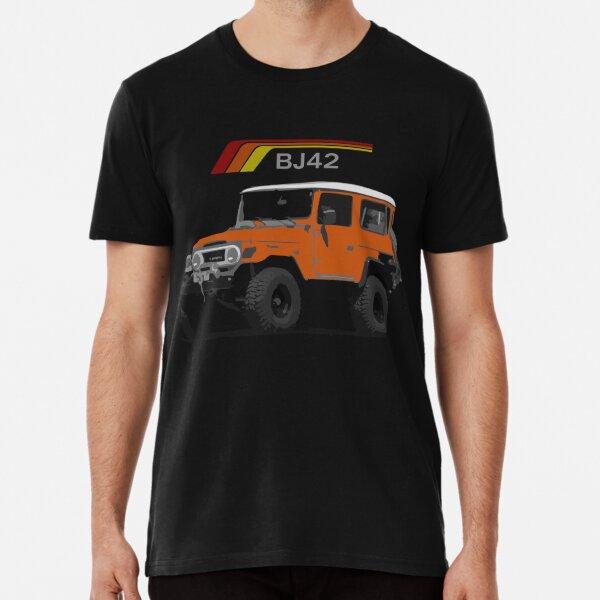 1984 Toyota BJ42 Vintage Truck Premium T-Shirt