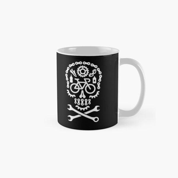 Bicycle Skull Cycling Bike Mountain BMX MAGIC NOVELTY MUG Funny Mugs