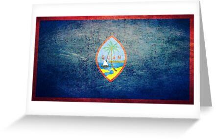 Guam - Vintage by Sol Noir Studios