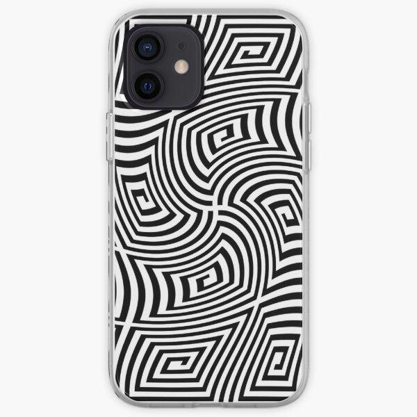 #Optical #illusions, #Visual illusion, Optical #Art iPhone Soft Case