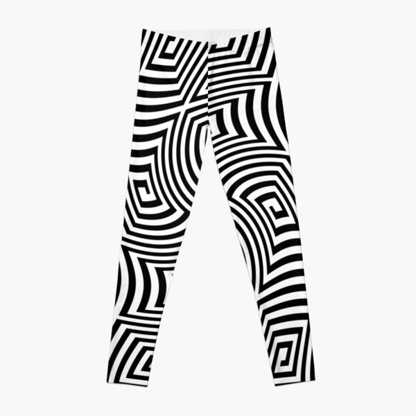 #Optical #illusions, #Visual illusion, Optical #Art Leggings