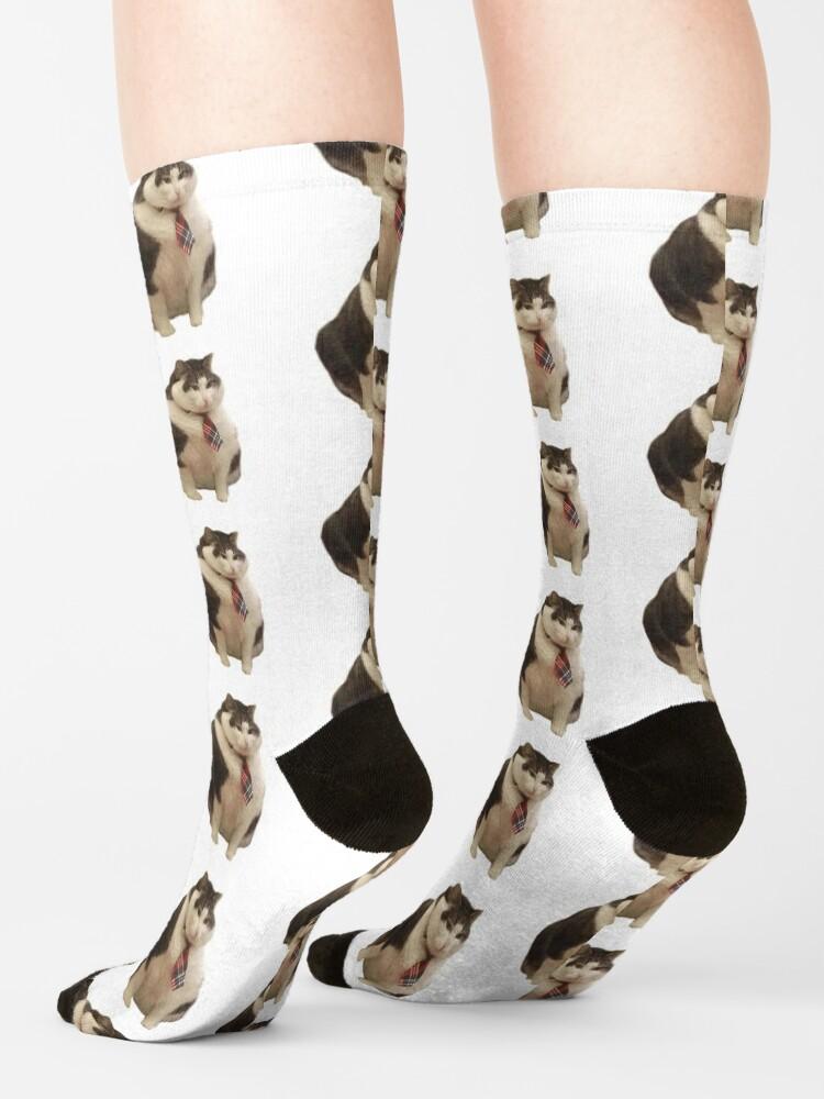 Alternate view of Chonky Smart Boi Socks
