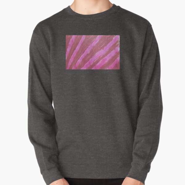 Abstract 3 Pullover Sweatshirt