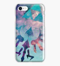 Watercolored Hylian Crest iPhone Case/Skin