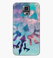 Funda/vinilo para Samsung Galaxy Watercolored Hylian Crest