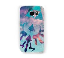 Watercolored Hylian Crest Samsung Galaxy Case/Skin