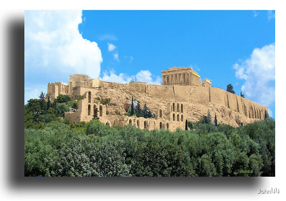 Athens..the City of the Gods by John44