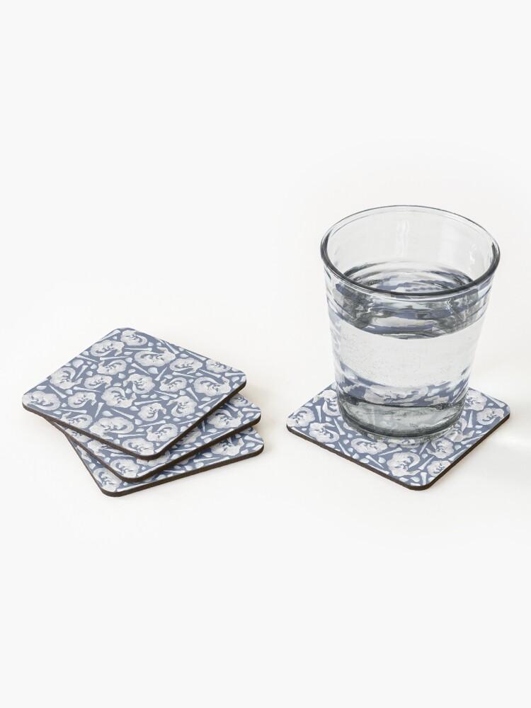 Dessous de verre (lot de 4) ''Pal-Rai-Yuk': autre vue