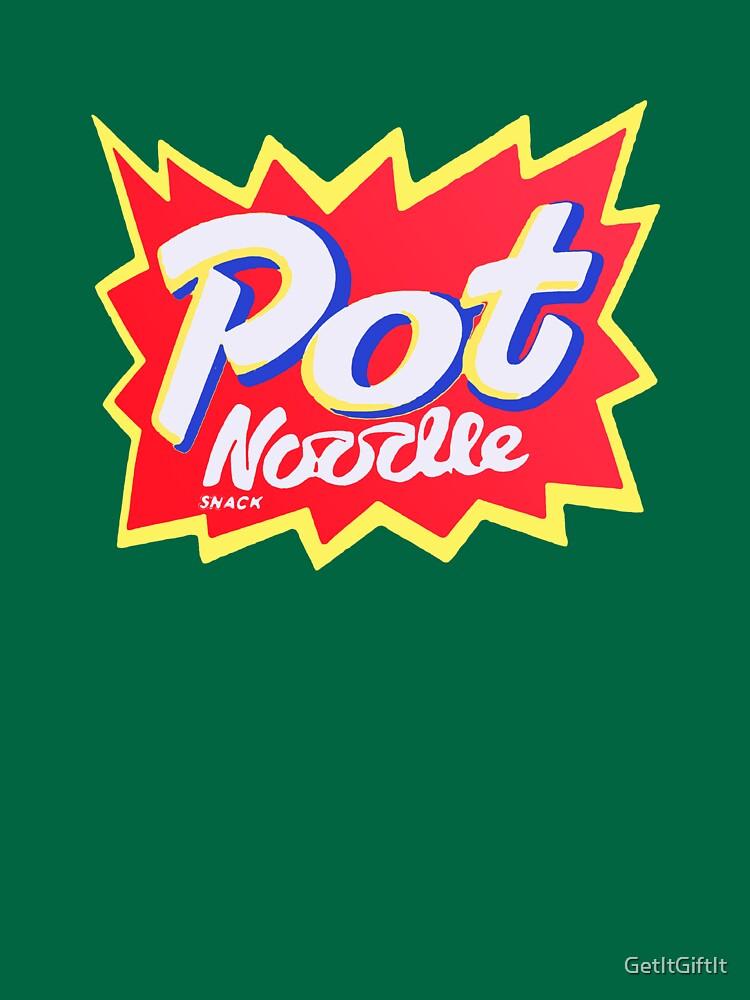 Pot Noodle Instant Snack design  by GetItGiftIt