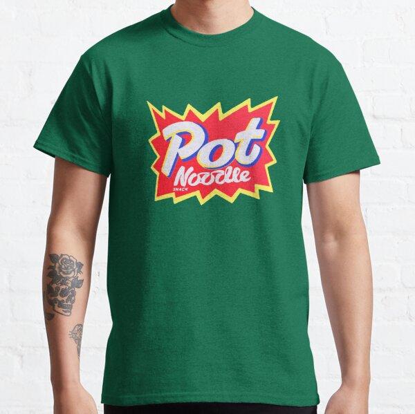 Pot Noodle Instant Snack design  Classic T-Shirt