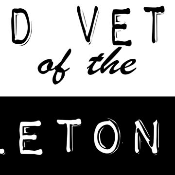 Proud Veteran of the Skeleton War by dinoglitter