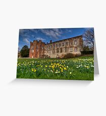 Farnham Castle Greeting Card