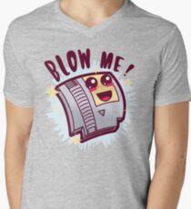 Blow Me ! V-Neck T-Shirt