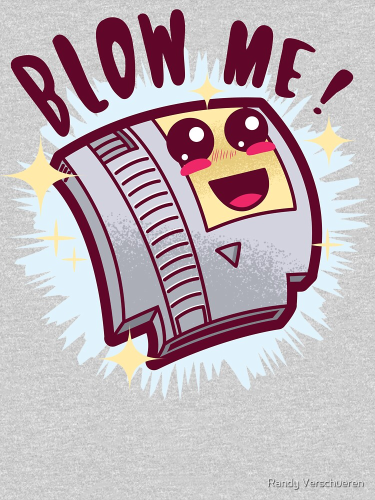Blow Me ! by vieke
