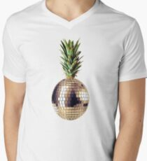 Ananas party (pineapple) V-Neck T-Shirt