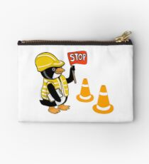Safety Peng Zipper Pouch
