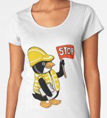 Safety Peng Premium Scoop T-Shirt