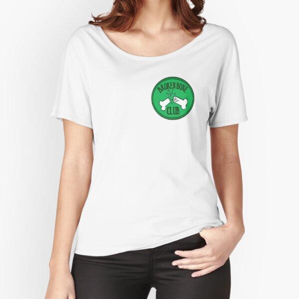 Club de huesos rotos Camiseta ancha