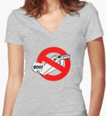 Dustbusters Women's Fitted V-Neck T-Shirt