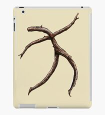 Stick Figure   iPad Case/Skin