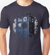 Doctor Who Quotes Tardis  T-Shirt