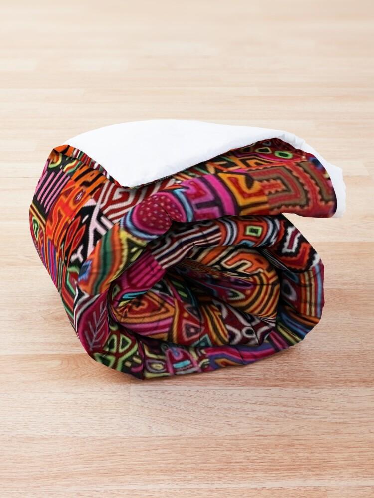 Alternate view of Molas Comforter