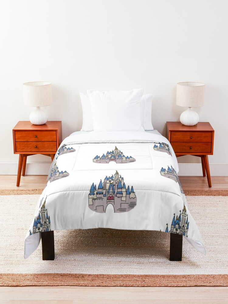 Alternate view of castle Comforter