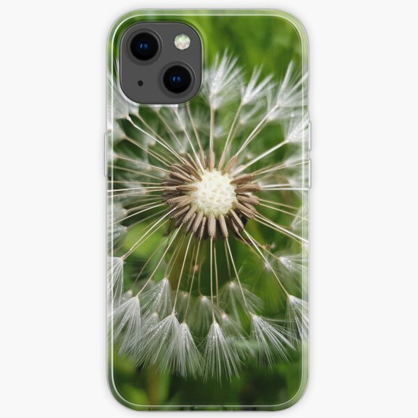Dandelion iPhone Soft Case