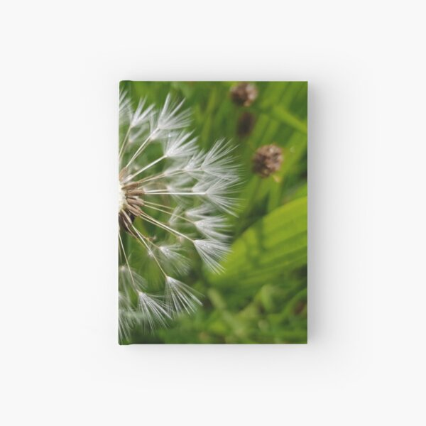 Dandelion Hardcover Journal
