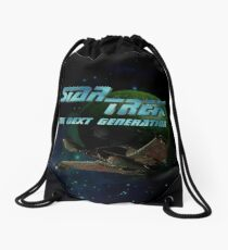 STAR TREK The Next Generation Drawstring Bag