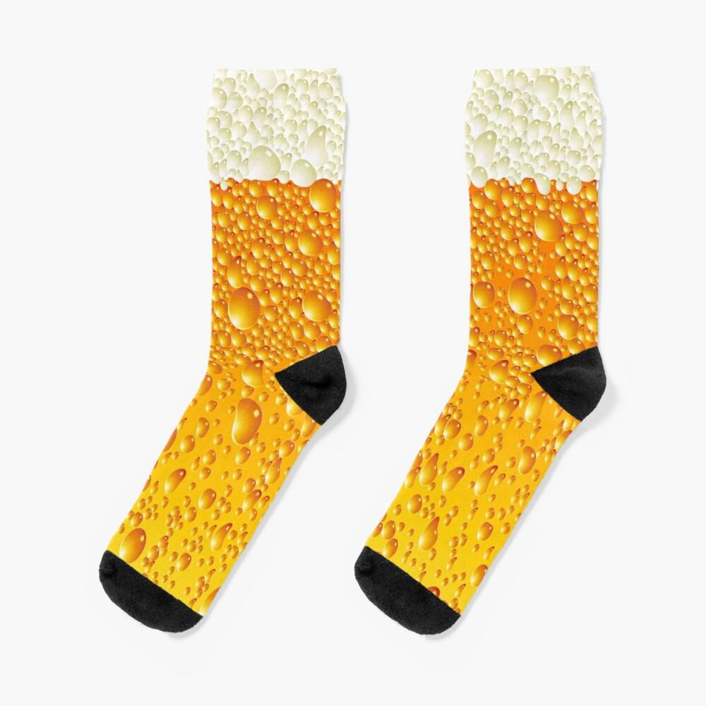 Beer Foam Socks