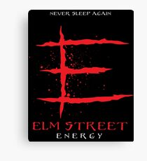 Elm Street Energy Canvas Print