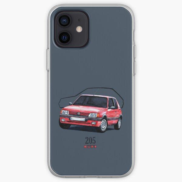 205 GTI Coque souple iPhone