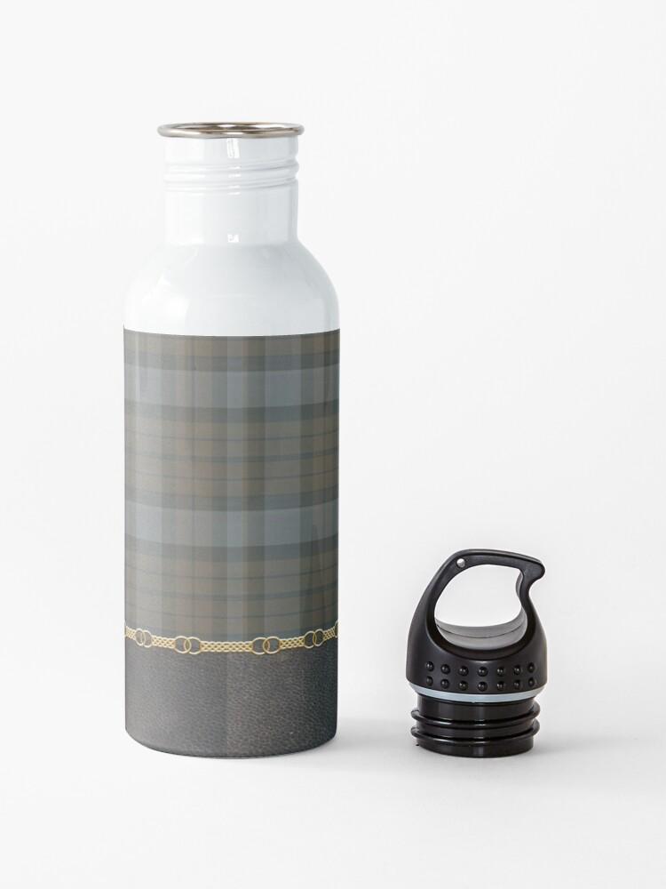 Alternate view of TARTAN LEATHER SASSENACH Water Bottle
