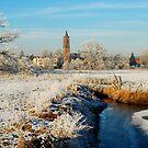 A winter memory from Amerongen by jchanders