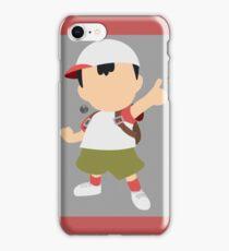 Ness (Fuel) - Super Smash Bros. iPhone Case/Skin
