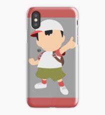 Ness (Fuel) - Super Smash Bros. iPhone Case