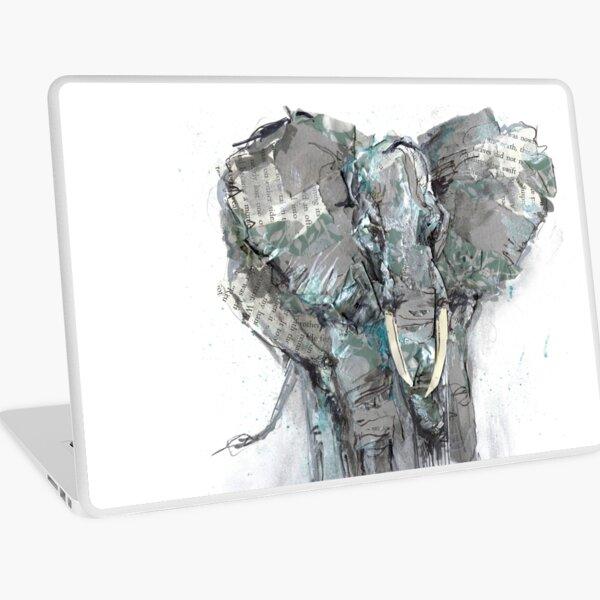 Elephant of eras  Laptop Skin