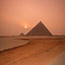 7000 Years  by Hany  Kamel