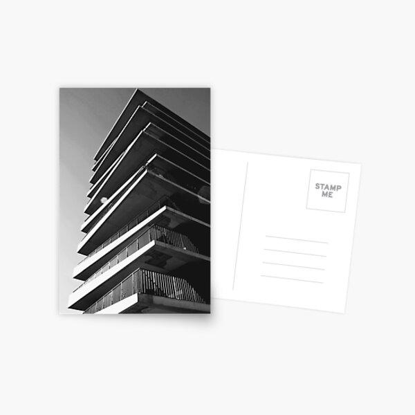 Architecture Postcard