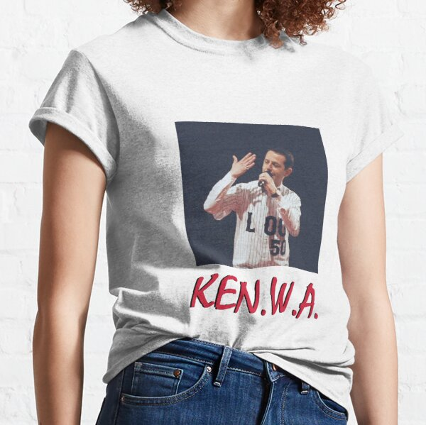 Succession HBO Ken.W.A L to the OG RAP GOD KENDALL ROY Classic T-Shirt