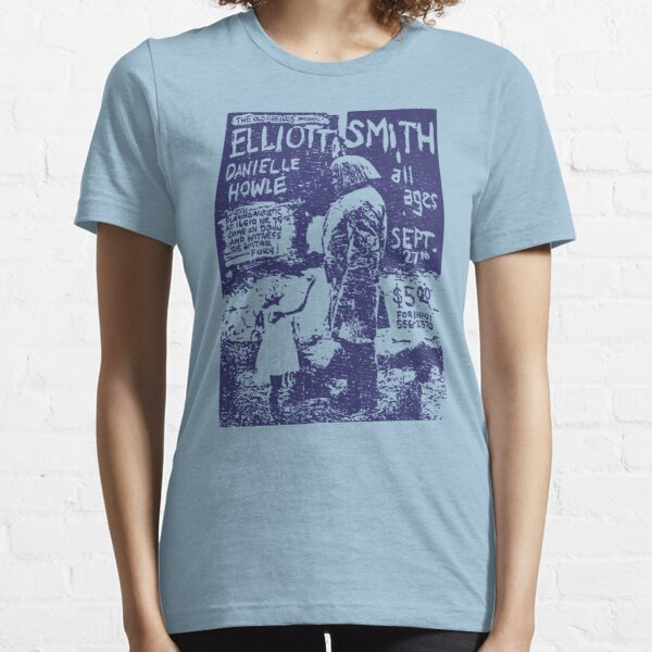 Elliott Smith Live (distressed design) Essential T-Shirt