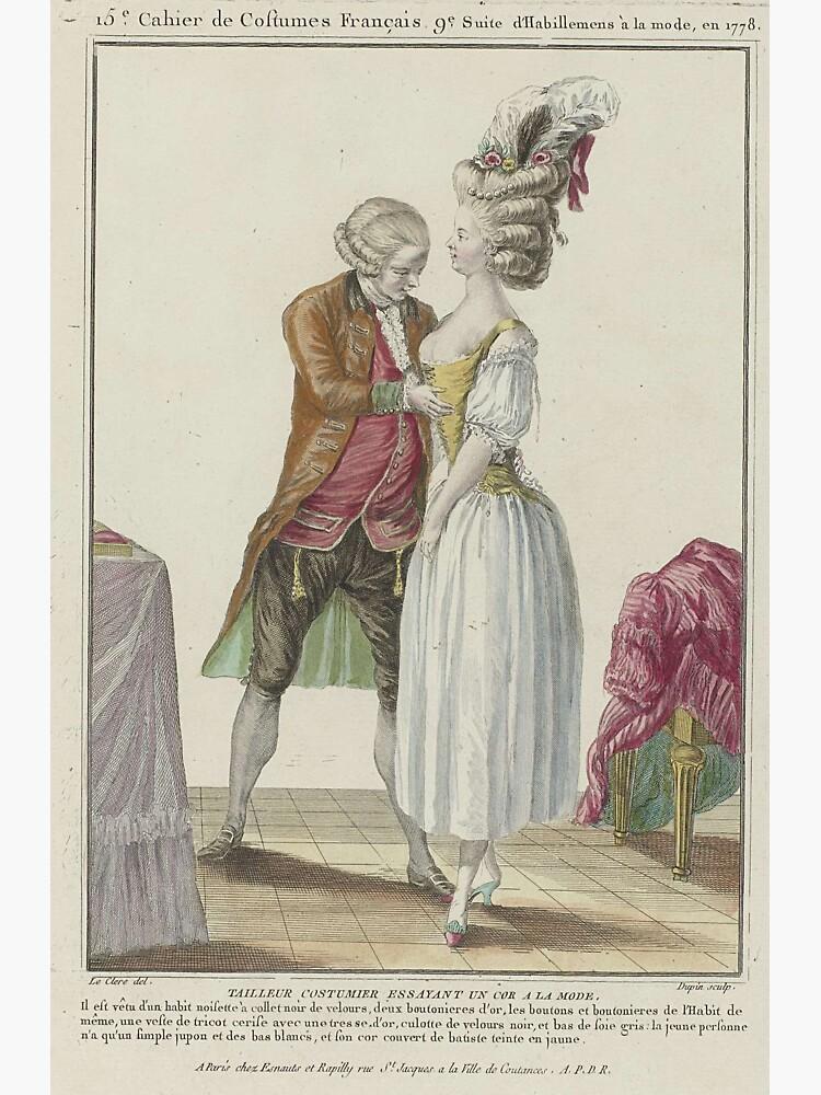 Gallerie des Modes 1776 by liesjes