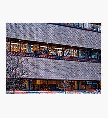 Earl Bennett Building Photographic Print