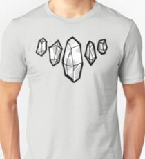 Kristalle Slim Fit T-Shirt