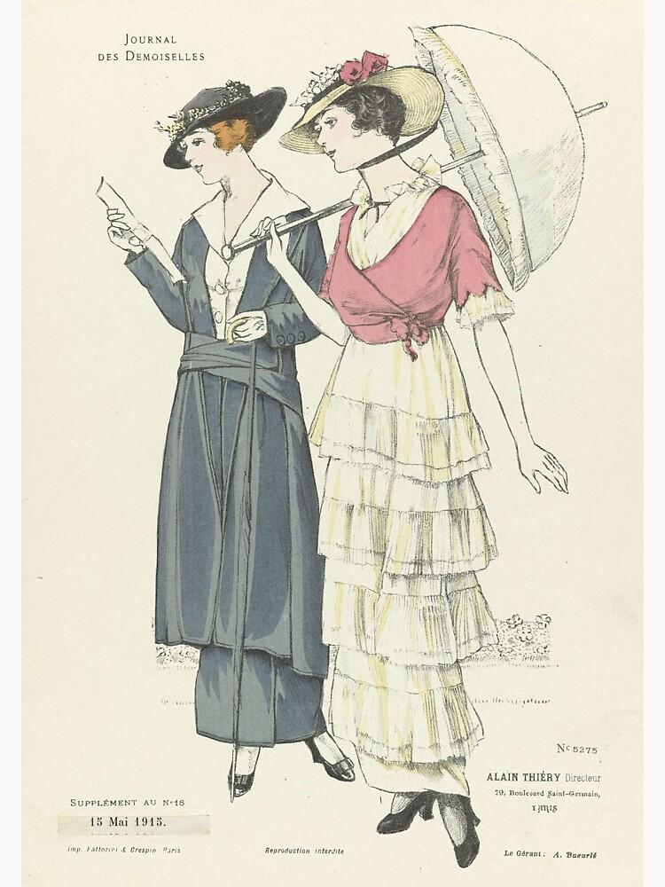 Journal des Demoiselles 1915 by liesjes